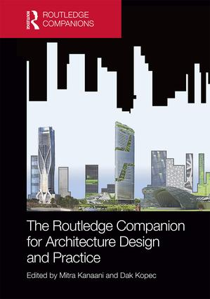 The Routledge Companion for Architecture Design and Practice: Established and Emerging Trends book cover