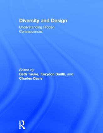 Diversity and Design: Understanding Hidden Consequences, 1st Edition (Hardback) book cover