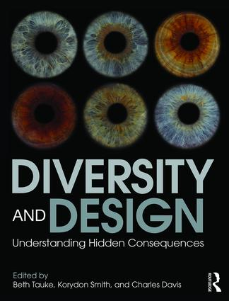 Diversity and Design: Understanding Hidden Consequences, 1st Edition (Paperback) book cover