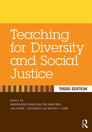 Teaching for Diversity and Social Justice book cover