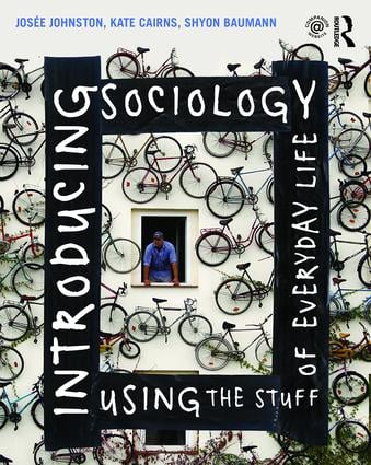 Introducing Sociology Using the Stuff of Everyday Life (Paperback) book cover