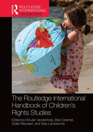 Routledge International Handbook of Children's Rights Studies book cover