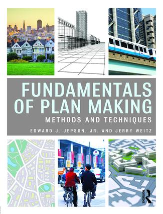 Fundamentals of Plan Making: Methods and Techniques, 1st Edition (Paperback) book cover