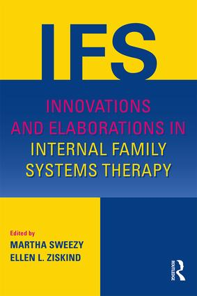 Innovations and Elaborations in Internal Family Systems Therapy book cover
