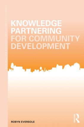 Knowledge Partnering for Community Development: 1st Edition (Paperback) book cover