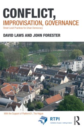 Conflict, Improvisation, Governance: Street Level Practices for Urban Democracy book cover