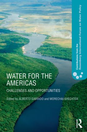 Water for the Americas: Challenges and Opportunities book cover