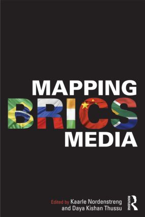 Mapping BRICS Media book cover