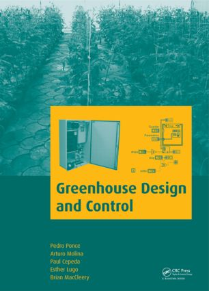 Greenhouse Design and Control: 1st Edition (Hardback) book cover