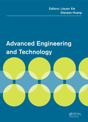 Advanced Engineering and Technology: Proceedings of the 2014 Annual Congress on Advanced Engineering and Technology (CAET 2014), Hong Kong, 19-20 April 2014, 1st Edition (Hardback) book cover