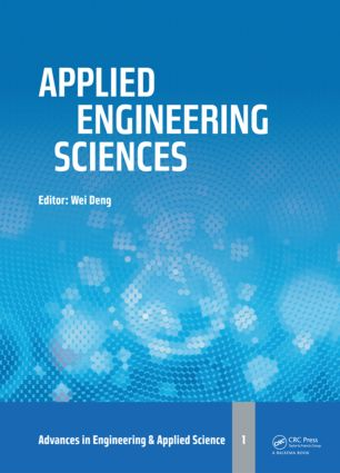 Applied Engineering Sciences: Proceedings of the 2014 AASRI International Conference on Applied Engineering Sciences, Hollywood, LA, USA book cover