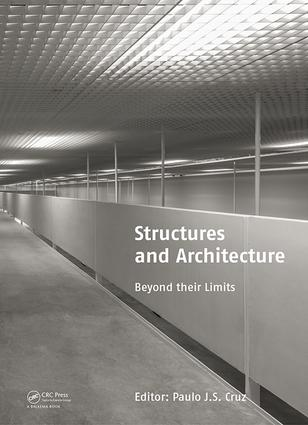 Structures and Architecture: Beyond their Limits, 1st Edition (Hardback) book cover