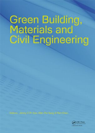 Green Building, Materials and Civil Engineering: 1st Edition (Hardback) book cover