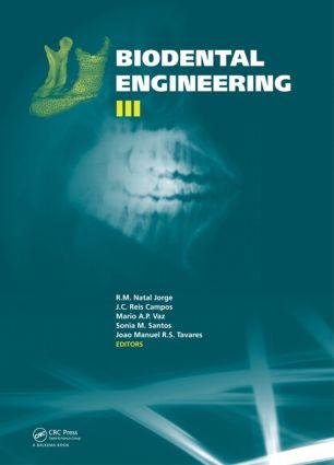 Biodental Engineering III: 1st Edition (Hardback) book cover