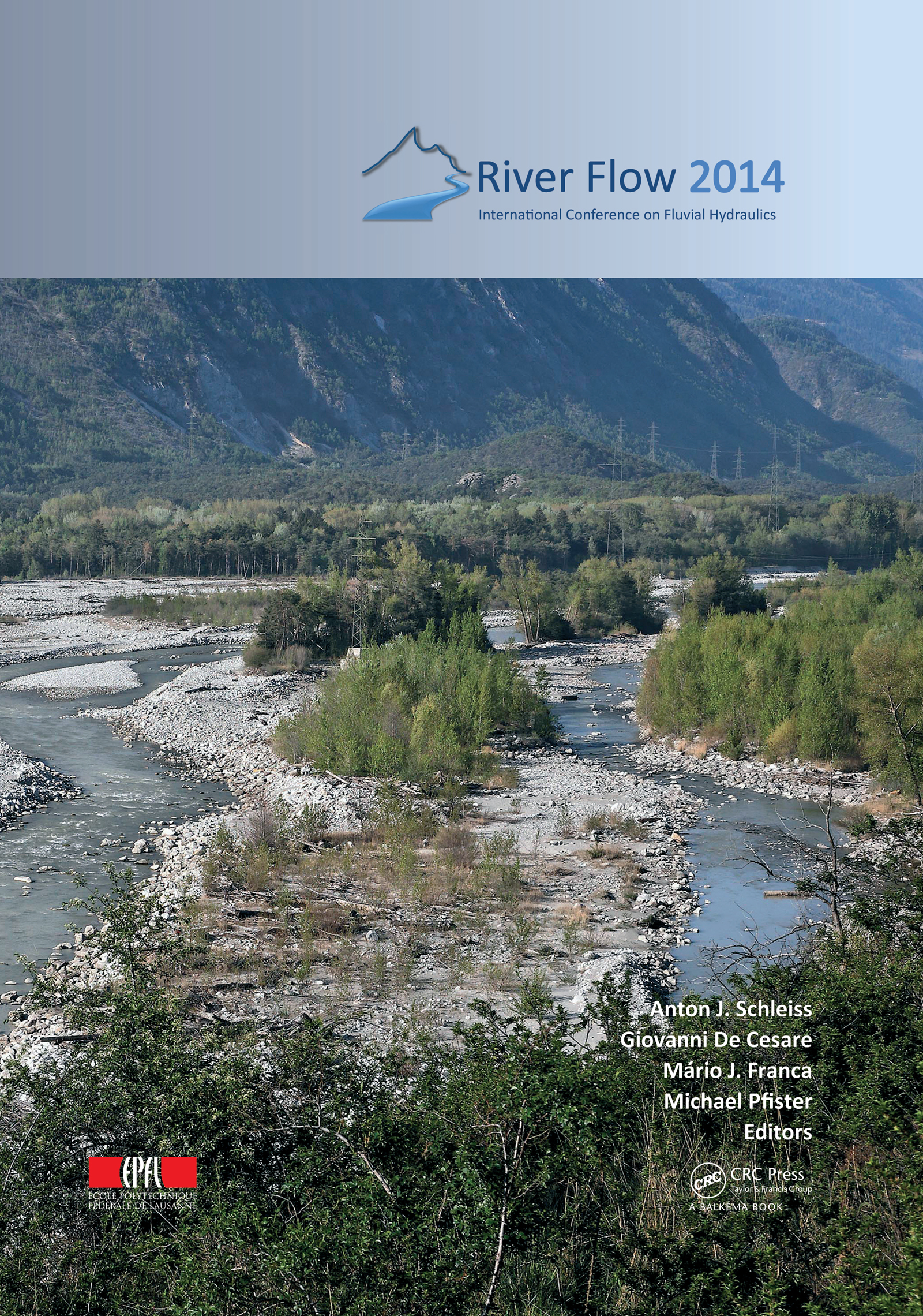 River Flow 2014: 1st Edition (Pack - Book and CD) book cover