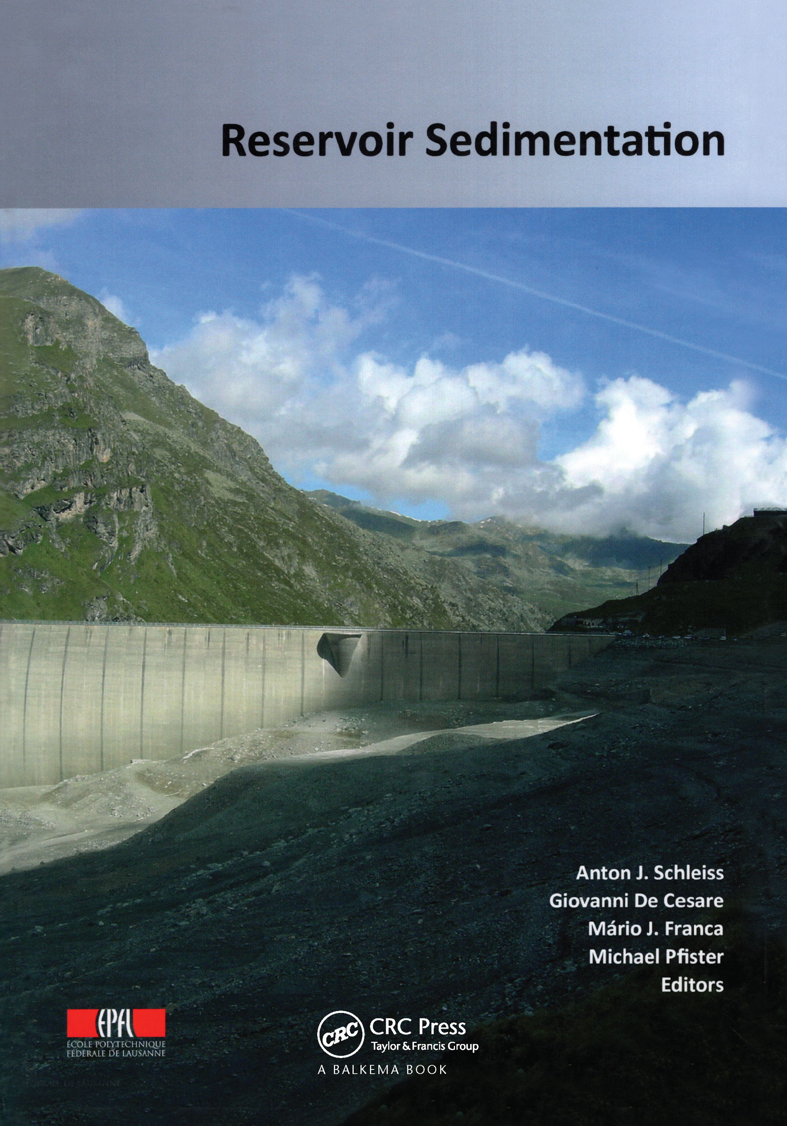 Reservoir Sedimentation: 1st Edition (Pack - Book and CD) book cover