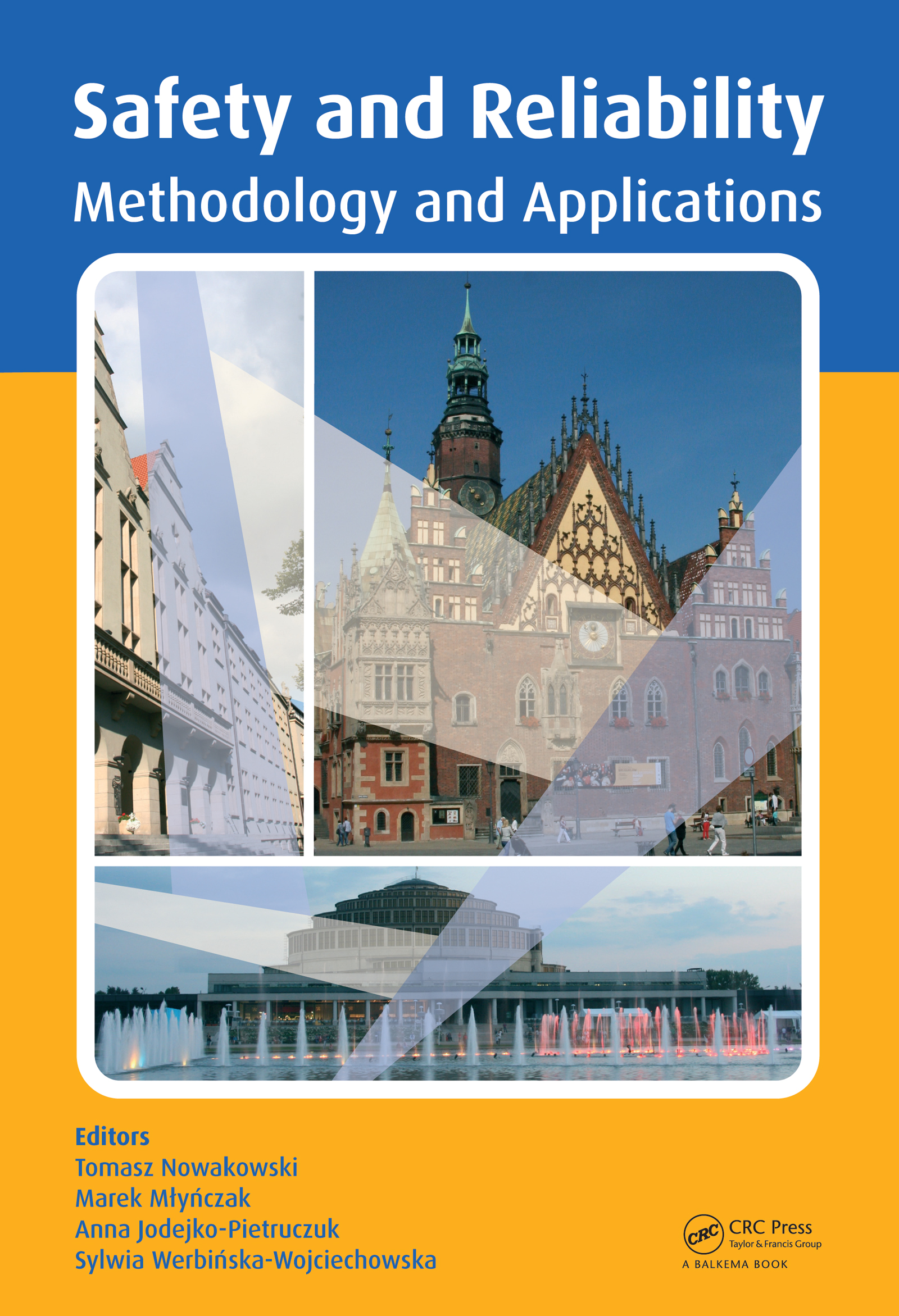 Safety and Reliability: Methodology and Applications: 1st Edition (Pack - Book and CD) book cover