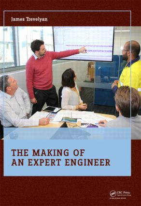 The Making of an Expert Engineer: 1st Edition (Hardback) book cover