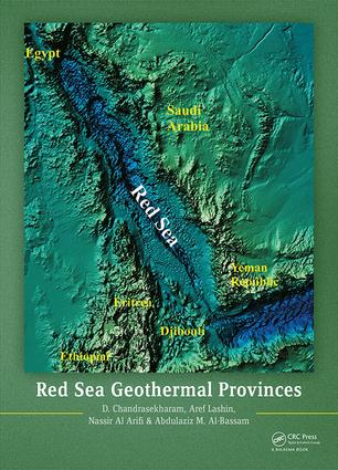 Red Sea Geothermal Provinces: 1st Edition (Hardback) book cover