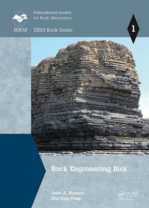 Rock Engineering Risk: 1st Edition (Hardback) book cover