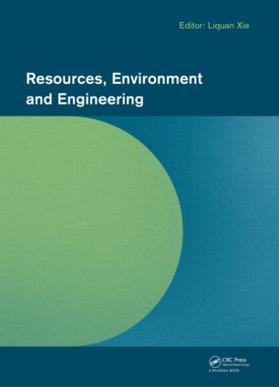 Resources, Environment and Engineering: Proceedings of the 2014 Technical Congress on Resources, Environment and Engineering (CREE 2014), Hong Kong, 6-7 September 2014, 1st Edition (Hardback) book cover