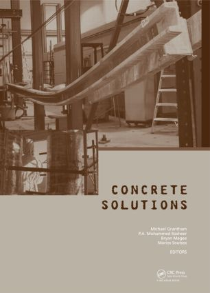 Concrete Solutions 2014: 1st Edition (Hardback) book cover