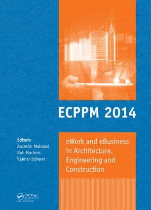 eWork and eBusiness in Architecture, Engineering and Construction: ECPPM 2014, 1st Edition (Hardback) book cover