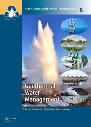 Geothermal Water Management: 1st Edition (Paperback) book cover