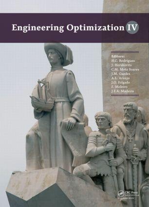Engineering Optimization 2014: 1st Edition (Hardback) book cover