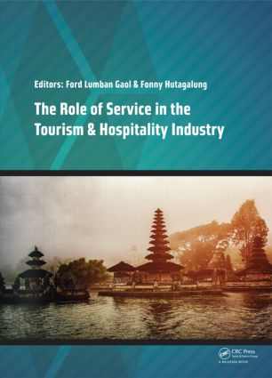 The Role of Service in the Tourism & Hospitality Industry: Proceedings of the Annual International Conference on Management and Technology in Knowledge, Service, Tourism & Hospitality 2014 (SERVE 2014), Gran Melia, Jakarta, Indonesia, 23-24 August 2014 (Hardback) book cover