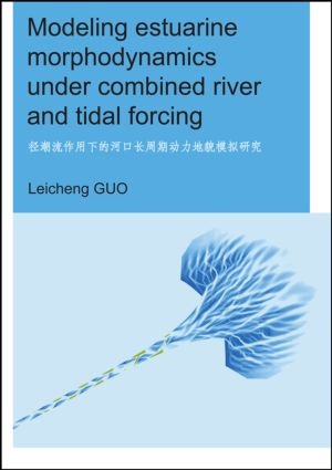 Modeling Estuarine Morphodynamics under Combined River and Tidal Forcing: UNESCO-IHE PhD Thesis, 1st Edition (Paperback) book cover