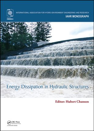 Energy Dissipation in Hydraulic Structures book cover