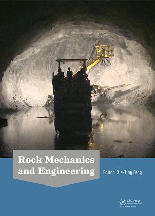 Rock Mechanics and Engineering, 5 volume set: 1st Edition (Hardback) book cover