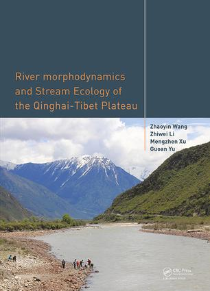 River Morphodynamics and Stream Ecology of the Qinghai-Tibet Plateau: 1st Edition (Hardback) book cover