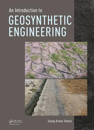 An Introduction to Geosynthetic Engineering: 1st Edition (Paperback) book cover