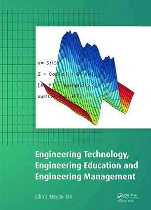 Engineering Technology, Engineering Education and Engineering Management: Proceedings of the 2014 International Conference on Engineering Technology, Engineering Education and Engineering Management (ETEEEM 2014), Hong Kong, 15-16 November 2014, 1st Edition (Hardback) book cover