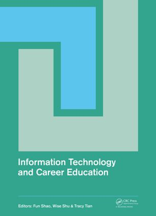 Information Technology and Career Education: Proceedings of the 2014 International Conference on Information Technology and Career Education (ICITCE 2014), Hong Kong, 9-10 October 2014 book cover