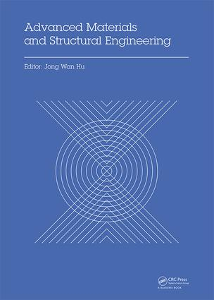 Advanced Materials and Structural Engineering: Proceedings of the International Conference on Advanced Materials and Engineering Structural Technology (ICAMEST 2015), April 25-26, 2015, Qingdao, China, 1st Edition (Hardback) book cover