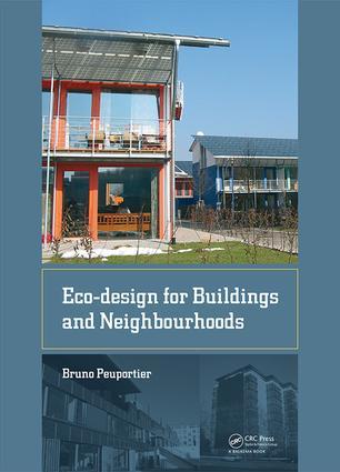 Eco-design for Buildings and Neighbourhoods book cover