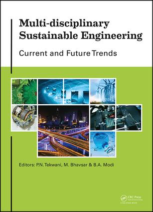 Multi-disciplinary Sustainable Engineering: Current and Future Trends