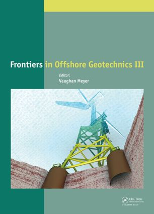 Frontiers in Offshore Geotechnics III: 1st Edition (Hardback) book cover