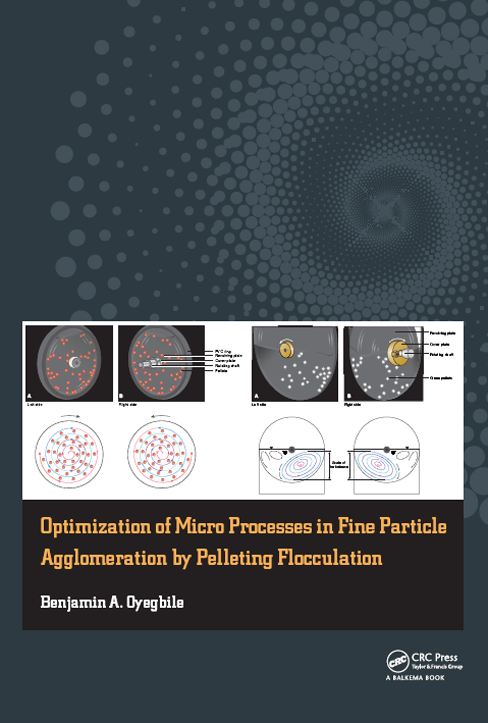 Optimization of Micro Processes in Fine Particle Agglomeration by Pelleting Flocculation: 1st Edition (Hardback) book cover