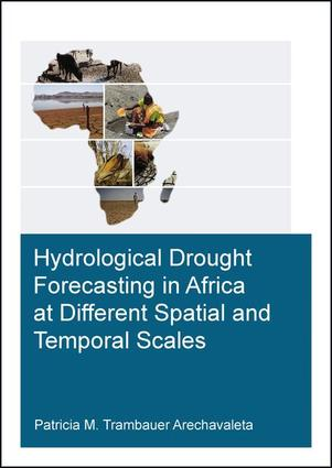 Hydrological Drought Forecasting in Africa at Different Spatial and Temporal Scales: 1st Edition (Paperback) book cover
