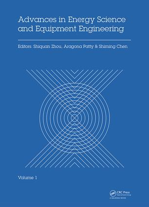 Advances in Energy Science and Equipment Engineering: Proceedings of the International Conference on Energy Equipment Science and Engineering, (ICEESE 2015), May 30-31, 2015, Guangzhou, China, 1st Edition (Hardback) book cover