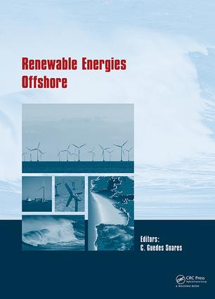 Renewable Energies Offshore: 1st Edition (Hardback) book cover