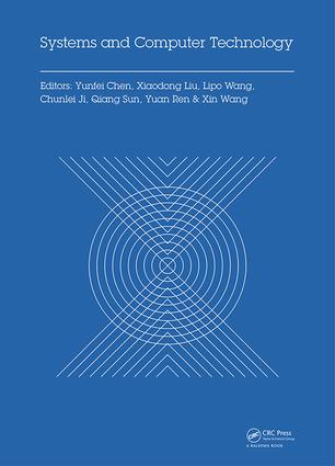 Systems and Computer Technology: Proceedings of the 2014 Internaional Symposium on Systems and Computer technology, (ISSCT 2014), Shanghai, China, 15-17 November 2014, 1st Edition (Hardback) book cover