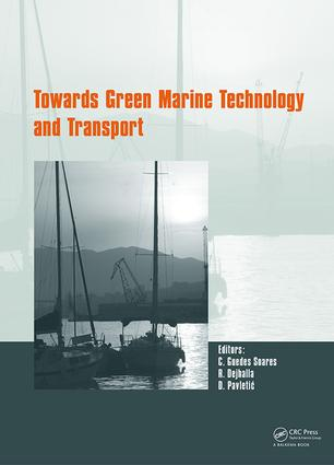 Towards Green Marine Technology and Transport: 1st Edition (Hardback) book cover