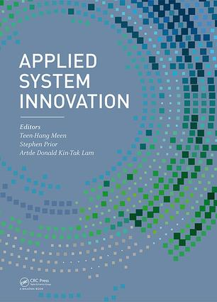 Applied System Innovation: Proceedings of the 2015 International Conference on Applied System Innovation (ICASI 2015), May 22-27, 2015, Osaka, Japan, 1st Edition (Hardback) book cover