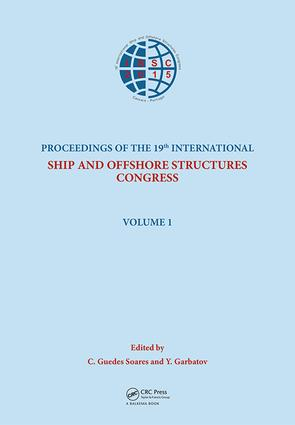 Ships and Offshore Structures XIX: 1st Edition (Hardback) book cover