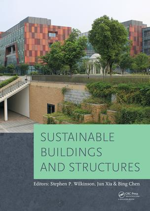 Sustainable Buildings and Structures: Proceedings of the 1st International Conference on Sustainable Buildings and Structures (Suzhou, P.R. China, 29 October - 1 November 2015) book cover